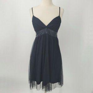 Necessary Objects NWT Baby Doll Black Dress sz M